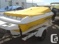2007 Chaparral SSi 180Very clean trade. Interior is