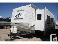2007 Cherokee By Forest River Model 30F - Double Axel -