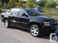 Make Chevrolet Model Avalanche Year 2007 Colour black