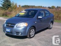 Make. Chevrolet. Model. Aveo. Year. 2007. Colour.