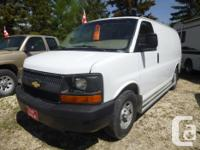 Make. Chevrolet. Version. Express 1500. Year. 2007.