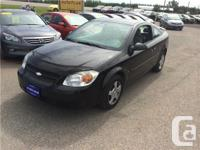 Make Chevrolet Model Cobalt Year 2007 Colour black kms