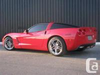 Chelmsford, ON 2007 Chevrolet Corvette Z51 $38,000 This