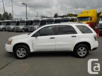 Make Chevrolet Model Equinox Year 2007 Colour White