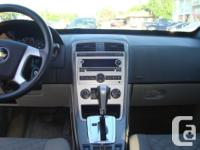 Make Chevrolet Model Equinox Year 2007 Colour Silver