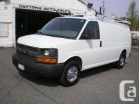 Make Chevrolet Model Express Cargo Van Year 2007