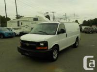 Make Chevrolet Model Express Year 2007 Colour White
