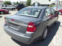 Make Chevrolet Model Malibu Year 2007 Colour Grey kms