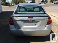 2007 Chevrolet Malibu LT Only 79,000km! In House
