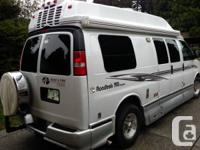 This Van is in excellent condition with 98000kms. has a