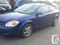 Make Chevrolet Design Cobalt SS Year 2007 Colour Blue