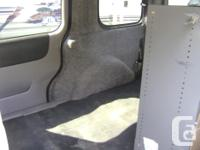 Year 2007 Colour white kms 175000 CARGO VAN WITH RACK