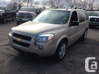 Come test drive this 2007 Chevrolet Uplander!  You'll