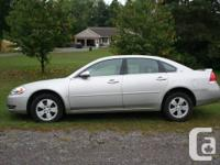 2007 CHEVY IMPALA-EXCELLENT CONDITION WITH ONLY