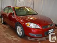 Make. Chevrolet. Version. Impala. Year. 2007. Colour.
