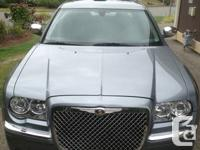 Year: 2007 Make: Chrysler  Model: 300 C Drivetrain: