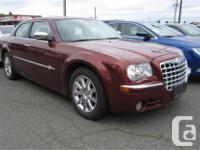 Make Chrysler Model 300C Year 2007 Colour Red kms