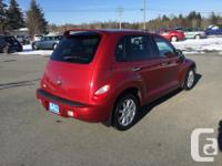 Make Chrysler Model PT Cruiser Year 2007 Colour Red