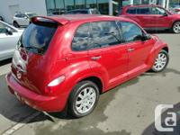 Make Chrysler Year 2007 Colour red Trans Automatic kms