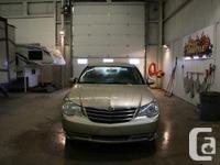 Make Chrysler Model Sebring Year 2007 Colour Beige kms