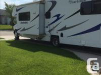 2007 Coachman class C motorhome for sale. In very good for sale  Manitoba