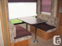5th wheel in great condition. Winter stored indoors,