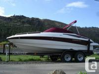 Specifications Year: 2007 Make: Crownline Model: 200LS