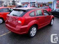 Make Dodge Model Caliber Year 2007 Colour Red kms