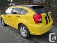 Make Dodge Model Caliber Year 2007 Colour YELLOW kms