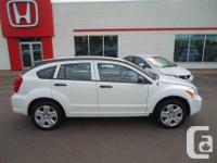 Make Dodge Model Caliber SXT Year 2007 Colour White