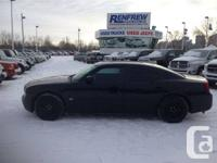 Load your family into the 2007 Dodge Charger!  You'll