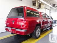 Make Dodge Model Dakota Year 2007 Colour red kms