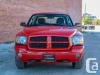 Make Dodge Model Dakota Year 2007 Colour Red kms