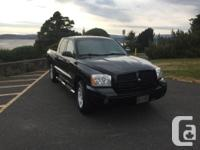 Make Dodge Model Dakota Year 2007 Colour Black kms