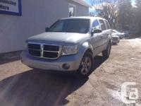 Make Dodge Model Durango Year 2007 Colour SILVER kms