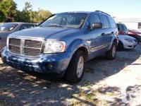 2007 Dodge Durango- $10777* Certified and E-tested