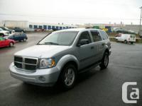 2007 Durango SLT,,, comes with the extra seat, Has air