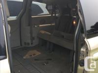 Make Dodge Model Grand Caravan Colour Gold Trans