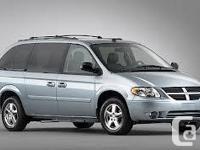Make Dodge Model Grand Caravan Year 2007 Colour Silver