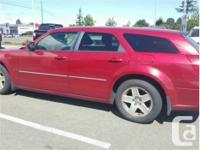 Make Dodge Model Magnum Year 2007 kms 189132 Trans