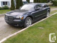 Make Dodge Model Magnum Year 2007 Trans Automatic kms
