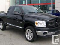 Make Dodge Model Ram 1500 Colour Black Trans Automatic