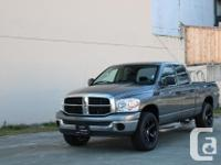 Make Dodge Model Ram 1500 Year 2007 Colour Grey kms