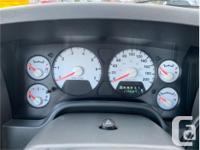 Make Dodge Model Ram 1500 Year 2007 Colour Black kms