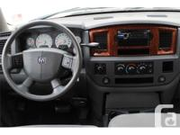 Make Ram Model 2500 Year 2007 Colour red kms 164719