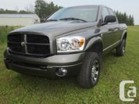 Make Dodge Model Ram 2500 Year 2007 Colour Mineral