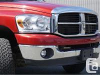 Make Dodge Model Ram 3500 Year 2007 kms 181167 Trans