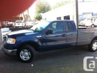 2007 FORD F150 EXTENDED TAXICAB 6 TRAVELER LONG BOX