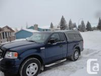 Make Ford Model F-150 Series Year 2007 Colour Blue kms