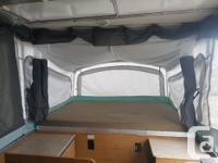 Great Tent Trailer, Perfect Condition. * Two Beds +